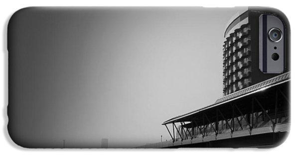 Tokyo Metro Station IPhone Case by Naxart Studio