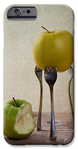 Two Apples IPhone 6s Case by Nailia Schwarz