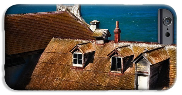 View From Alcatraz IPhone Case by Doug Sturgess