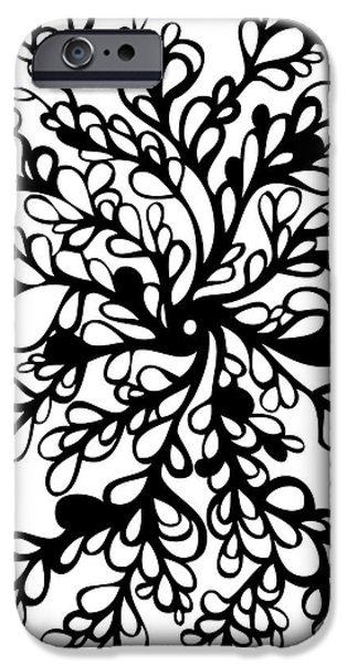 Vines IPhone Case by HD Connelly