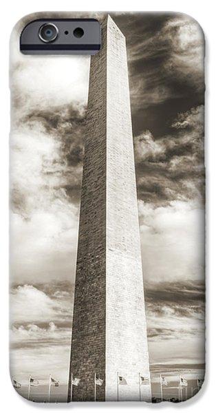 Washington Monument IPhone 6s Case by Dustin K Ryan