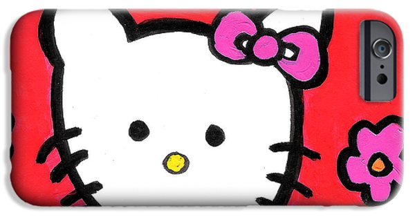 Wheres My Teddy IPhone Case by Jera Sky