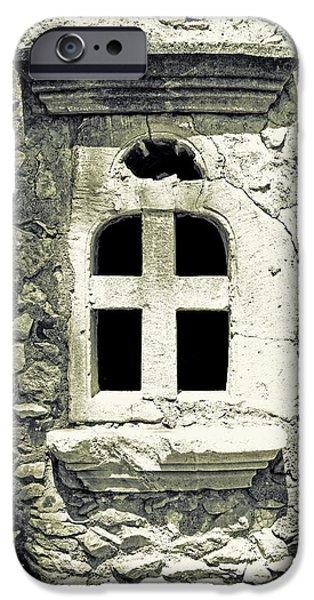Window Of Stone IPhone Case by Joana Kruse