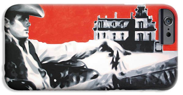 - Giant - IPhone Case by Luis Ludzska