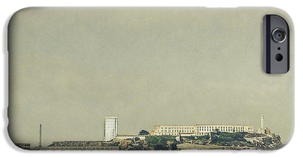 Alcatraz IPhone Case by Andrew Paranavitana