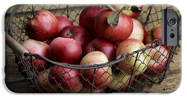 Apples IPhone Case by Nailia Schwarz