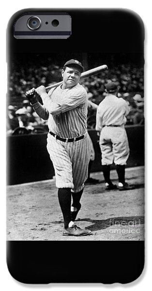 Babe Ruth IPhone 6s Case by American School