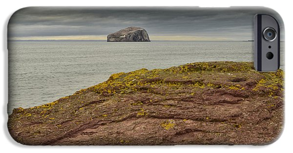 Bass Rock IPhone Case by Stephen Smith