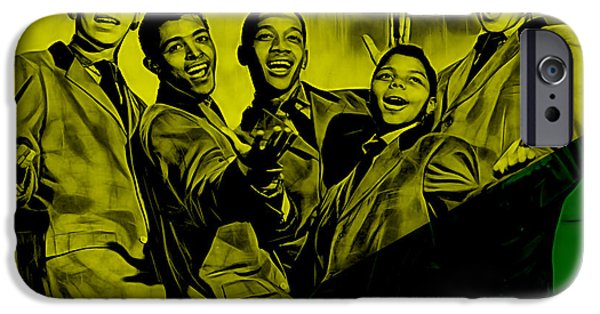 Frankie Lymon Collection IPhone 6s Case by Marvin Blaine