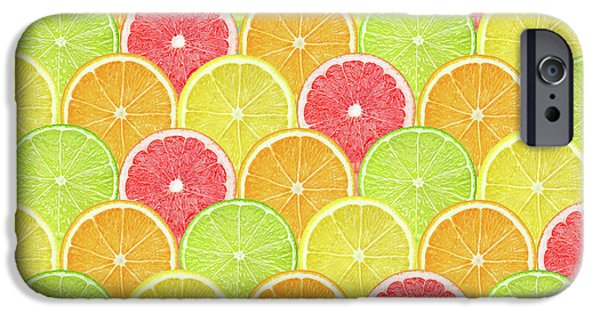 Fresh Fruit  IPhone 6s Case by Mark Ashkenazi