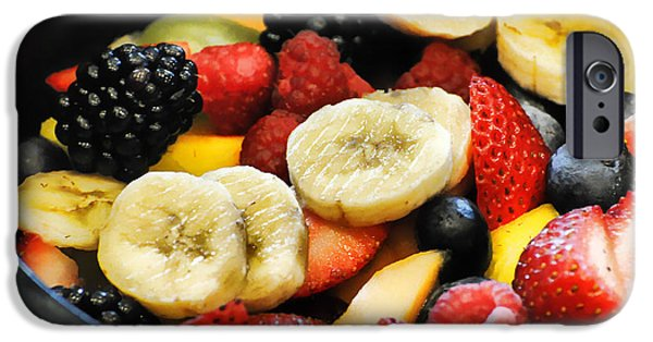 Fruit Salad IPhone Case by Diana Angstadt