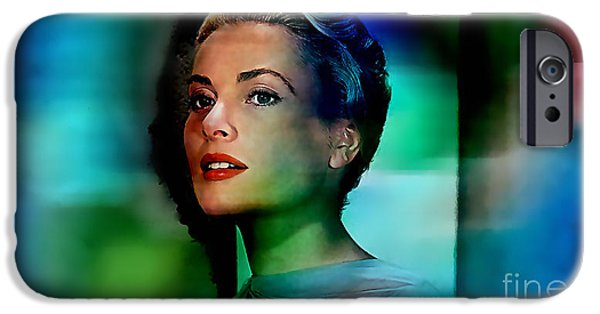 Grace Kelly IPhone 6s Case by Marvin Blaine