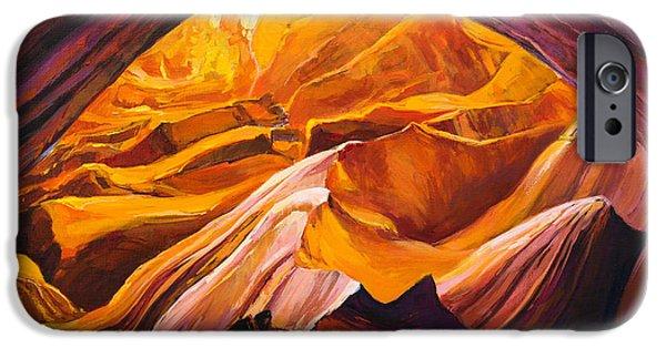 Grand Canyon By Ivailo Nikolov IPhone Case by Boyan Dimitrov