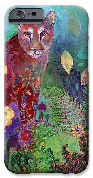 I Am The Forest Path IPhone Case by Jennifer Lommers