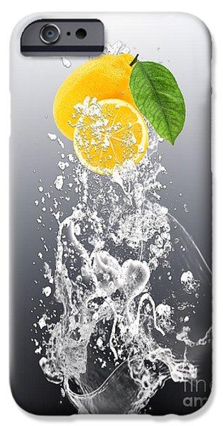 Lemon Splast IPhone 6s Case by Marvin Blaine