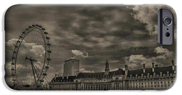 London Eye IPhone 6s Case by Martin Newman