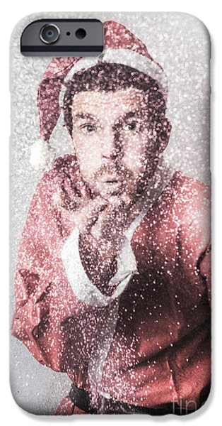Magic Of Christmas IPhone Case by Jorgo Photography - Wall Art Gallery