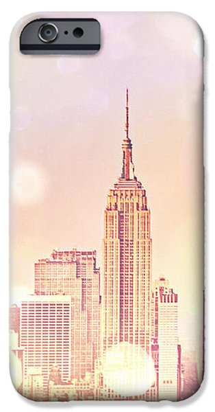 New York City - Skyline IPhone Case by Vivienne Gucwa