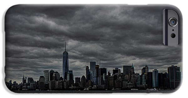 New York Skyline IPhone Case by Martin Newman