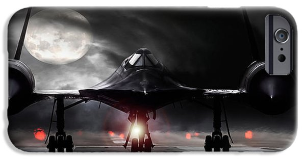 Night Moves IPhone 6s Case by Peter Chilelli