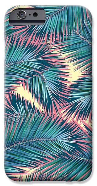 Palm Trees  IPhone 6s Case by Mark Ashkenazi