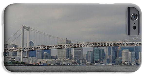 Rainbow Bridge IPhone 6s Case by Megan Martens