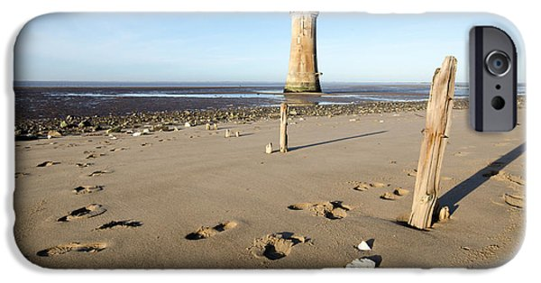 Spurn Head IPhone Case by Stephen Smith