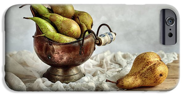 Still-life With Pears IPhone 6s Case by Nailia Schwarz