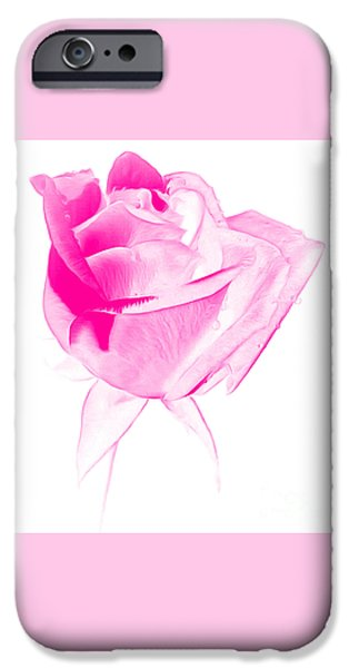 Think Of Me IPhone Case by Krissy Katsimbras