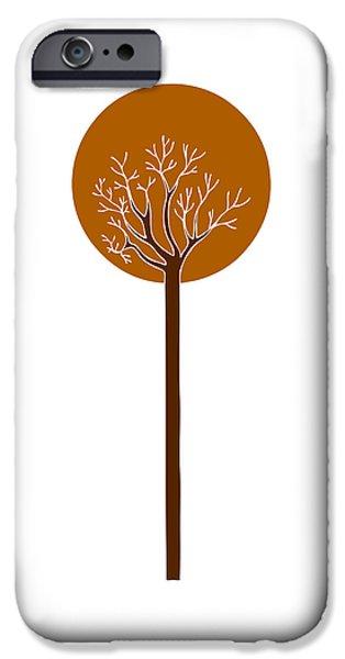 Tree IPhone Case by Frank Tschakert