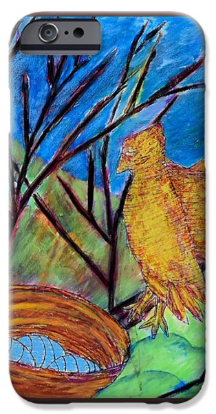 Watchful Waiting IPhone Case by Ava Shelton
