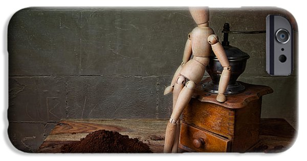 Working The Mill IPhone Case by Nailia Schwarz