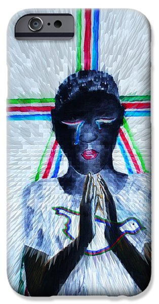 Hope For Peace In South Sudan IPhone Case by Gloria Ssali