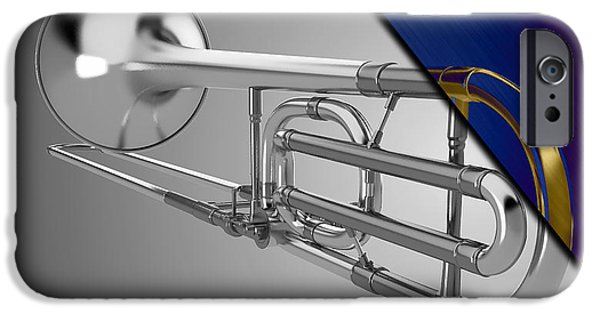 Trombone Collection IPhone 6s Case by Marvin Blaine