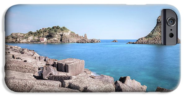 Aci Trezza - Sicily IPhone 6s Case by Joana Kruse