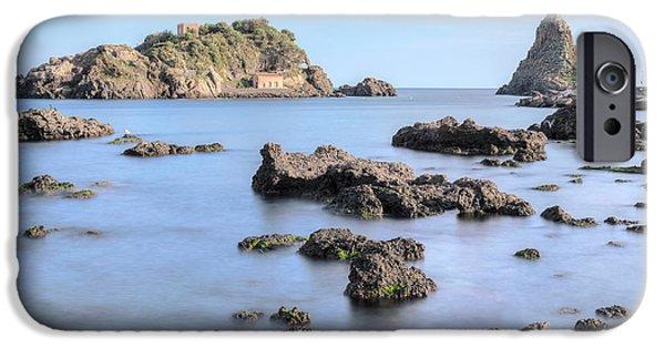 Aci Trezza - Sicily IPhone 6s Case by Joana Kruse