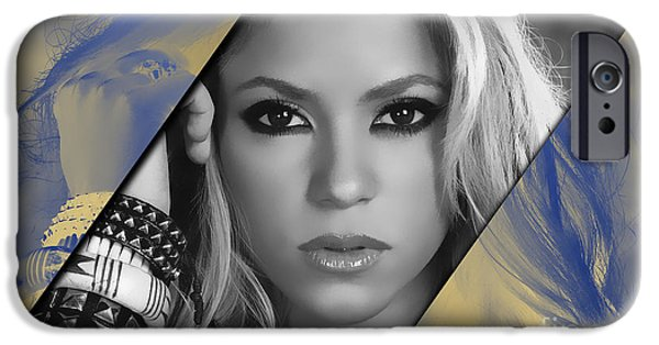 Shakira Collection IPhone 6s Case by Marvin Blaine