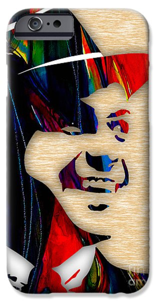 Frank Sinatra Collection IPhone 6s Case by Marvin Blaine