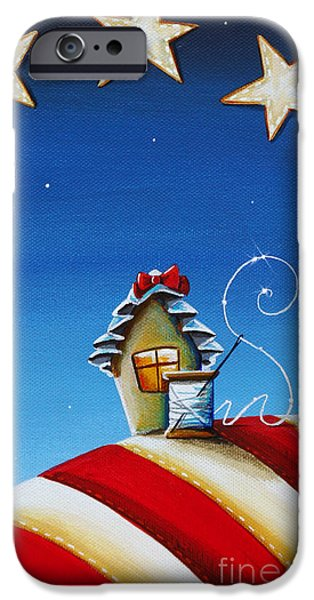 1776 IPhone Case by Cindy Thornton