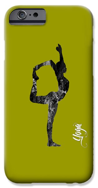 Yoga Collection IPhone 6s Case by Marvin Blaine