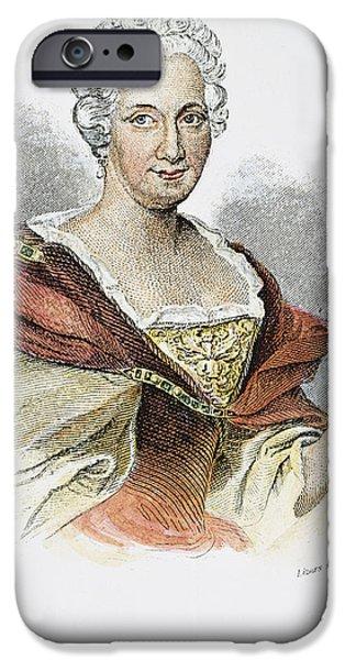 Anna Maria Sibylla Merian IPhone Case by Granger