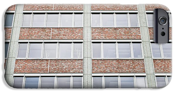 Berlin Building  IPhone Case by Tom Gowanlock