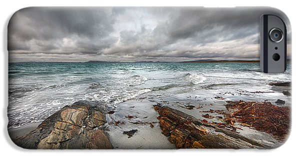 Berneray Views IPhone Case by Stephen Smith