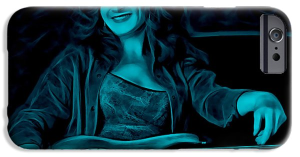 Bonnie Raitt Collection IPhone 6s Case by Marvin Blaine