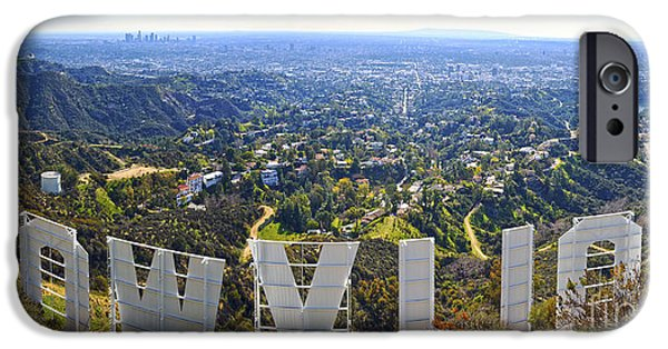 Iconic Hollywood  IPhone 6s Case by Art K