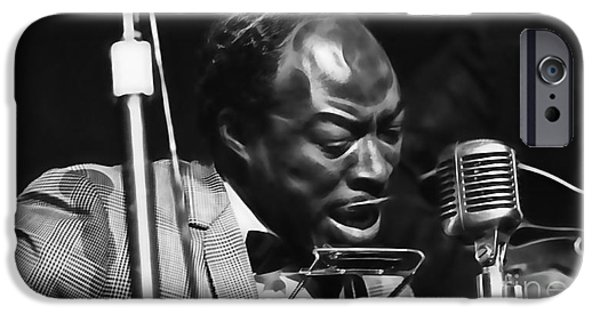 Jimmy Reed Collection IPhone 6s Case by Marvin Blaine