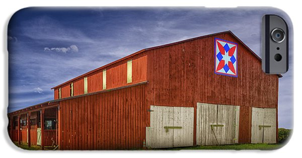 Kentucky Quilt Barn IPhone Case by Wendell Thompson