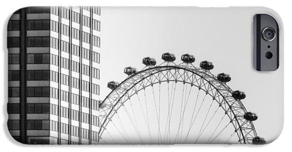 London Eye IPhone 6s Case by Joana Kruse