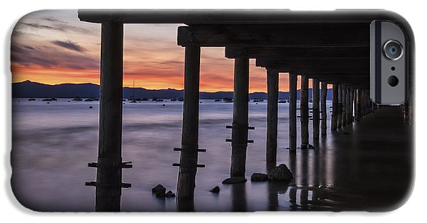 Timber Cove IPhone Case by Mitch Shindelbower