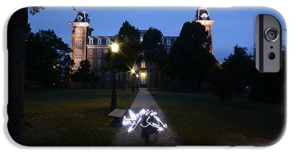University Of Arkansas IPhone 6s Case by Chris  Look